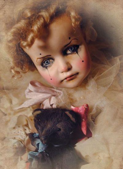 Подаренные куклы-1