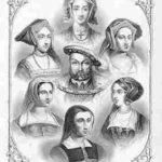 Призрак короля Генриха VIII и его казненные жены