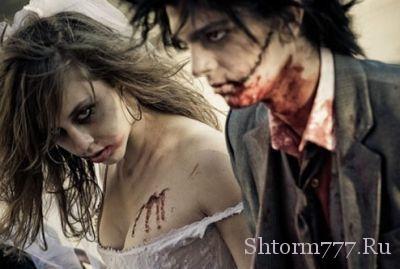 Призрак невесты, Призраки