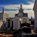 Призраки на  кладбище — легенды о призраках, в Сент-Луис