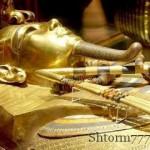 Египетская гробница жрицы — древние проклятия