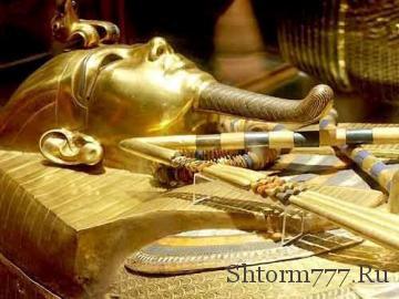 Египетская гробница жрицы - древние проклятия мумий