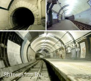 Мистика метро Лондона , призраки