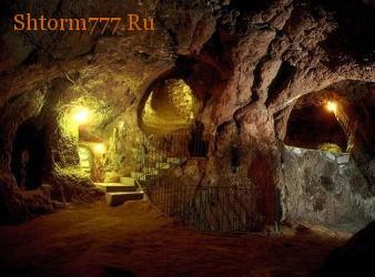 Подземный мир, Мистика
