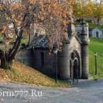"""Старинное Гринвудское кладбище, которое считается """"сверхъестественным"""""""