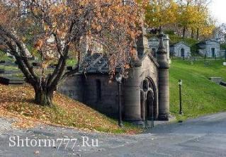 Гринвудское кладбище, Кладбище