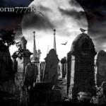 Шабаш на кладбище