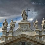 Библиотека Ватикана или «Свет во тьме»