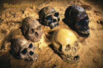 Мистические тайны - пещера колдунов-каннибалов