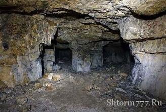 Подземелья, Пещеры, Необъяснимые явления