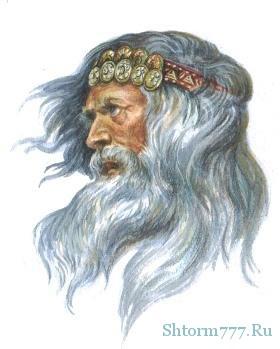 Князь-оборотень, Всеслав-чародей