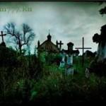 Старое, заброшенное кладбище…