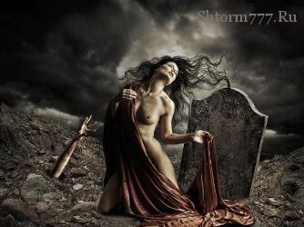 После смерти, Ожившие мертвецы, Зомби
