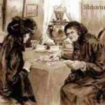 Черная Мария или предсказания Ленорман