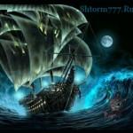 Призрак на корабле или призрачная помощь