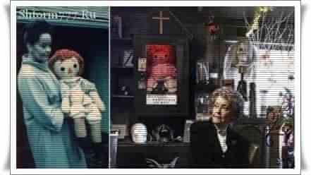 Страшная история, одержимая кукла