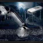 Призраки напоминают о себе или послания из могилы