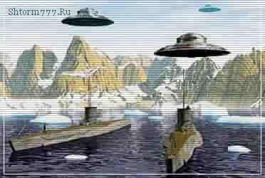 Третий рейх, нацисты в Антарктиде