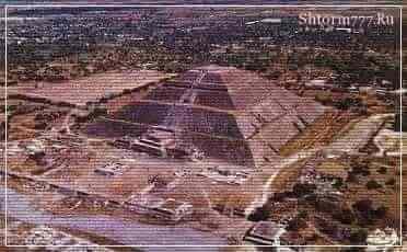 Китайские пирамиды