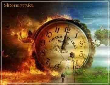 Перемещение во времени, эксперименты со временем