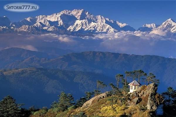 Шамбала - Тибет (1)