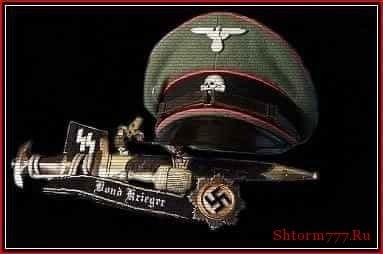 Войска СС, Черный орден