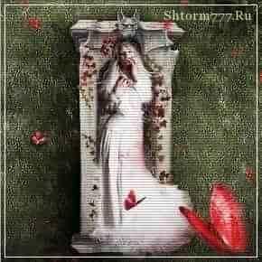 Вампир, лондонское кладбище