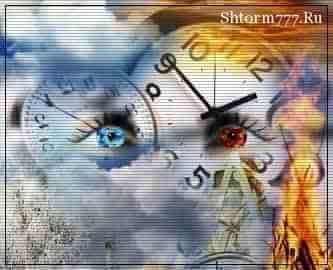 Необычные явления, путешествия во времени