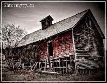 Чертовщина, проклятые дома, приведения