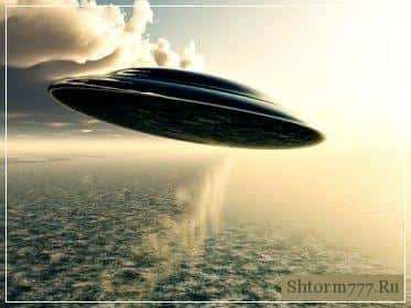 Неопознанный подводный объект, НЛО под водой