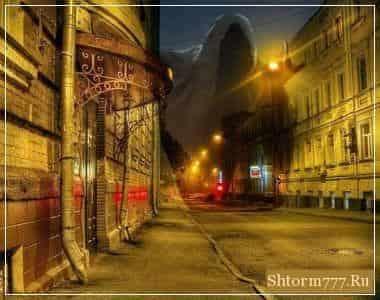Аномальные, мистические места Москвы