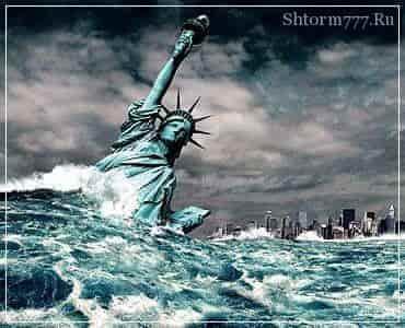 Предсказание об Америке, Третья мировая