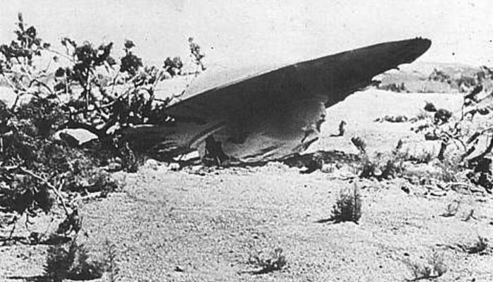 Правда о крушениях НЛО