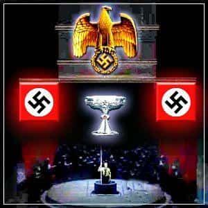 Третий рейх, Империя зла