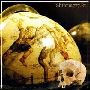происхождение человека, артефакты