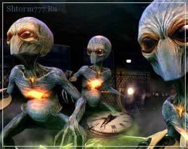 Встречи с инопланетянами