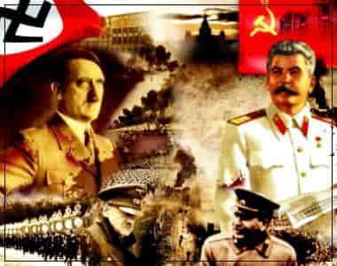 Гитлер и Сталин - встреча с дьяволом