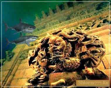 Тайны глубин океана