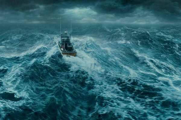 Море дьявола это-3