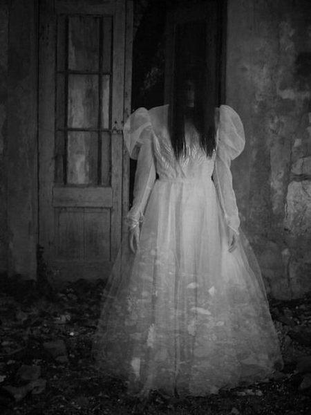 Приведения, призраки-1