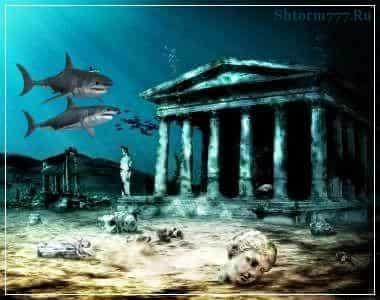 Загадки океана - необычные явления