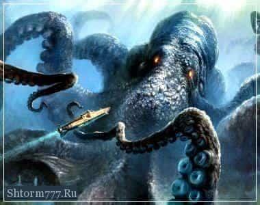 Встречи с морскими существами