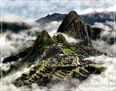 Мачу-Пикчу древний город