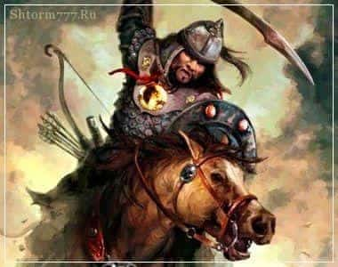Биография Чингисхана