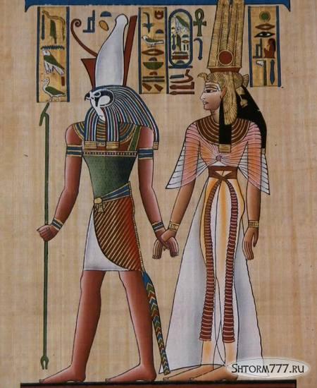 Египетский фараон-2