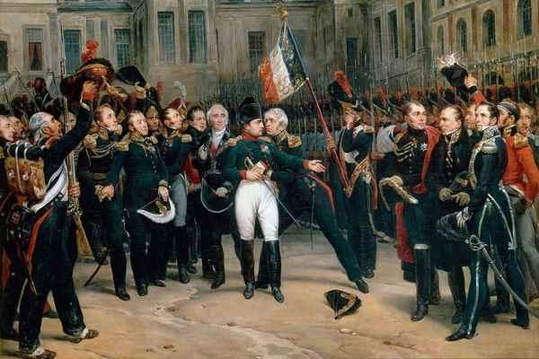 Биография Наполеона Бонапарта-2