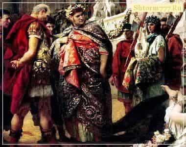 Римский император Нерон