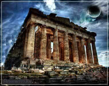 Акрополь, Парфенон