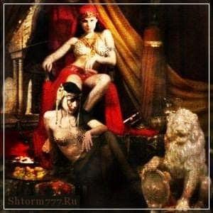 Кто такая царица Савская