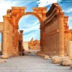 Пальмира, Сирия. Царица пустыни